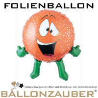 Super Mario Airwalker blau rot 152cm = 60inch Folienballon Ballon Luftballon