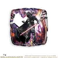 Folienballon Quader Star Wars Bunt 43cm = 17inch