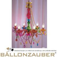 Kronleuchter Lampe Monte Carlo Bunt Leuchtend Schones Licht Hoff