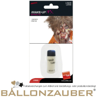 Latexmilch Flüssiglatex Liquid weiß Make up Masken Karneval Fasching Halloween